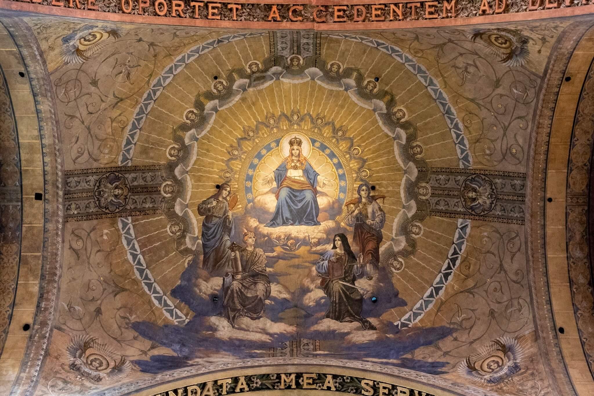 Los Heraldos inician un curso de consagración a María