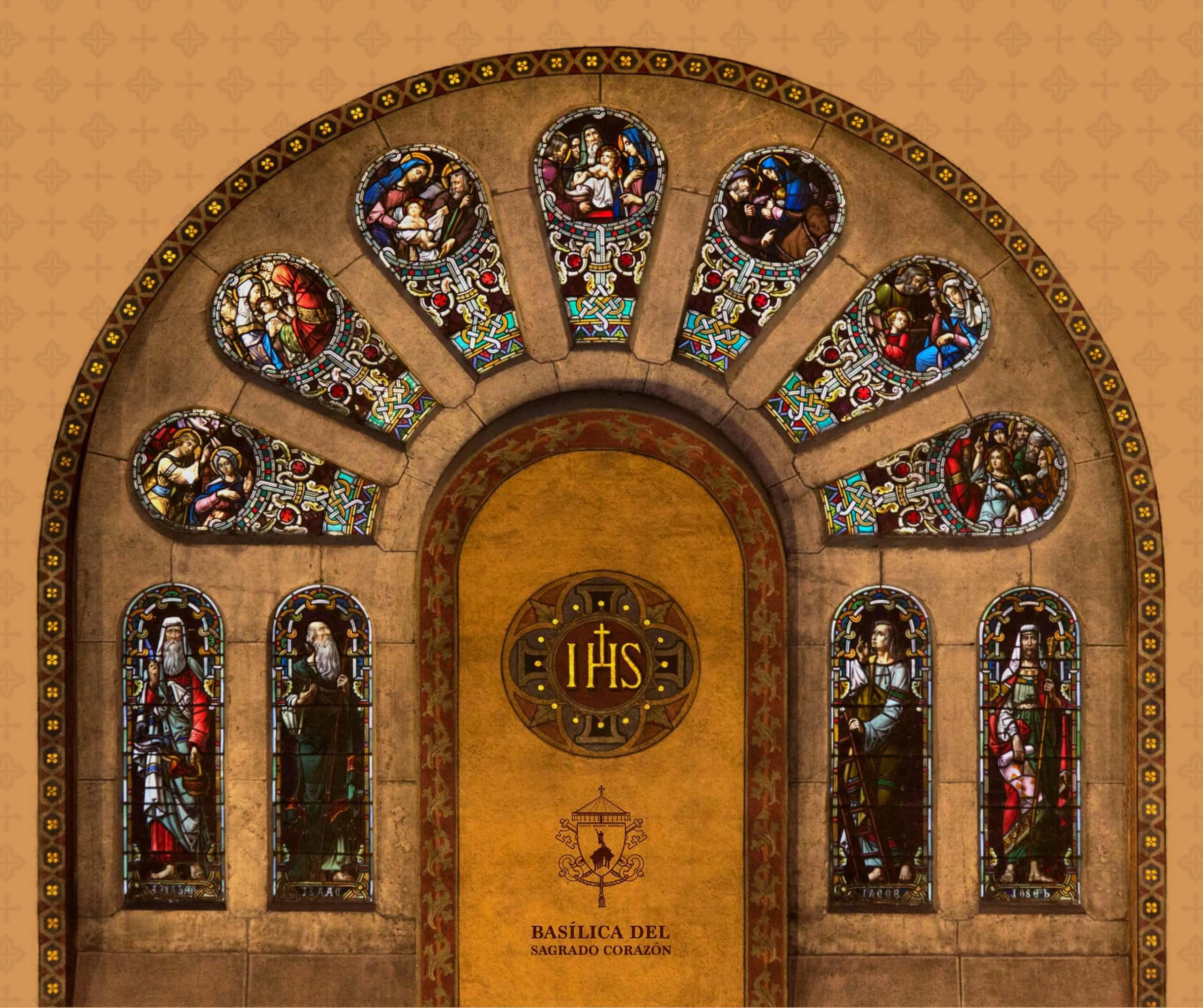 Siete Domingos de San José en la Basílica