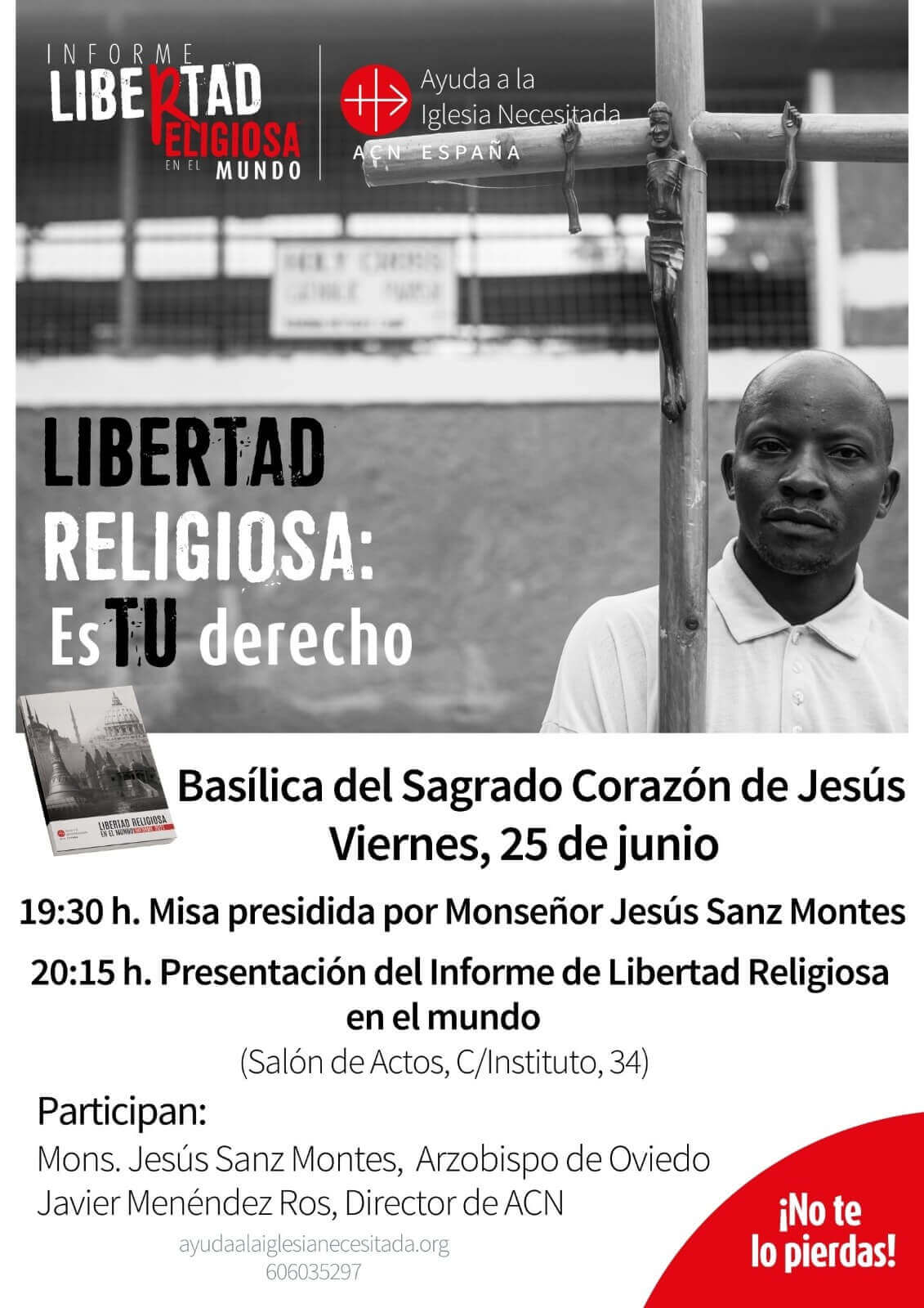 Informe de Libertad Religiosa en el mundo